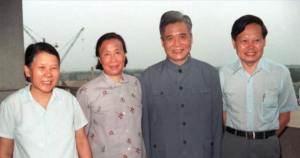 邓稼先和杨振宁