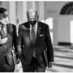 美国总统拜登和国安顾问沙利文