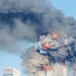 有网红分享了女儿在4岁时所陈述有关911恐怖攻击事件的前世记忆。图为2001年9月11日,美国纽约世贸中心的双塔遭恐怖分子劫持的飞机撞上