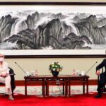 中美天津会晤 - 王毅