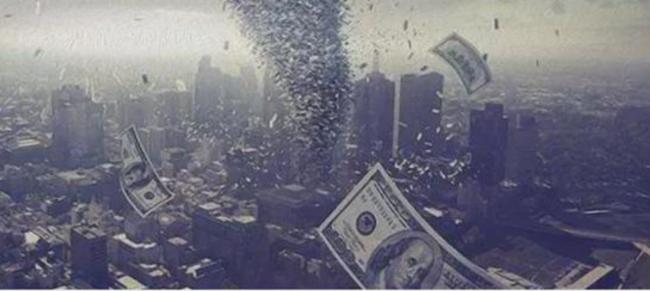 金融美元海啸
